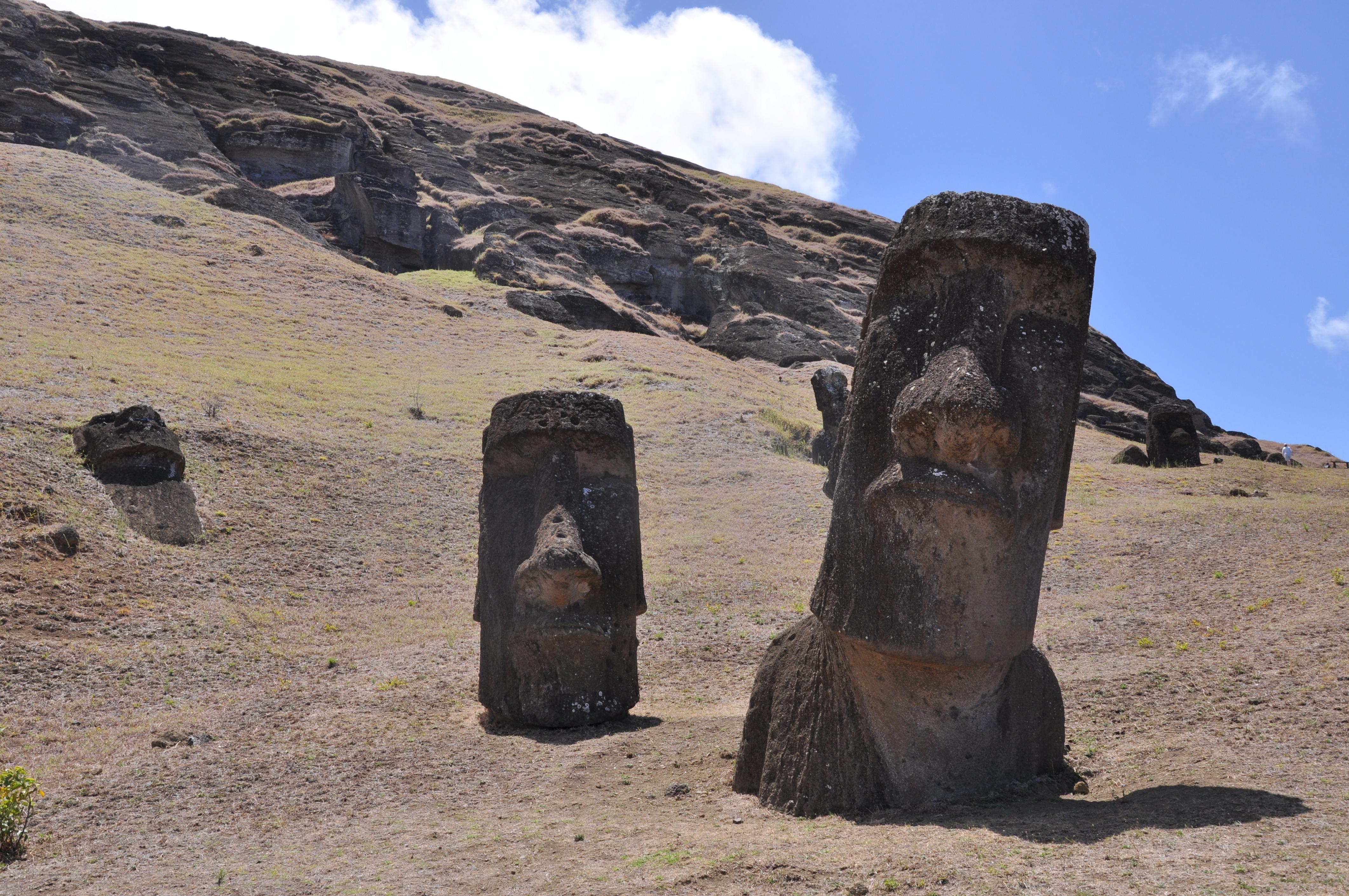 Insula Paştelui, locul de unde răsare Soarele şi apune Luna