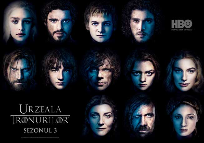 Game of Thrones: Sezonul 2 Complet (2011), Serial TV