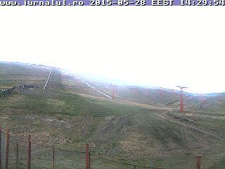 Webcam de la Estación de Esquí de Sinaia