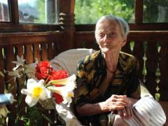 Cea mai longevivă membră a neamului Noica împlineşte mâine 100 de ani