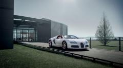 Bugatti Veyron Grand Sport Wei Long, debut în China