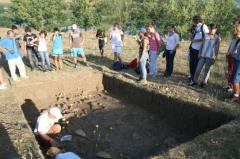 A fost descoperit cel mai vechi oraş din Transilvania: