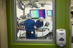 Un pacient cu sânge verde a uimit medicii care l-au operat