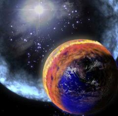 VIDEO. Când se va sfârşi lumea şi cum cred savanţii că vor arăta ultimele clipe pe Pământ