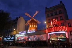 A murit Jacki Clerico, legendarul patron al Moulin Rouge