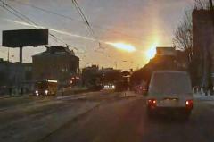 Meteoritul care s-a dezintegrat deasupra Rusiei intrase în contact cu alt corp ceresc înainte de a ajunge în atmosfera terestră