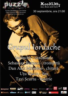 MooNDay Jazz, Blues and More. Astăzi: Grupul Iordache