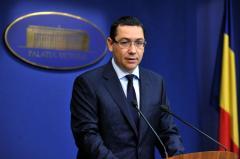 Ponta: Dacă Băsescu respinge bugetul, nu mai putem indexa pensiile