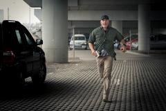 "Joel Lambert, gazda show-ului ""Manhunt"": Chuck Norris? La ""Missing in Action"" m-a chemat pe mine…"
