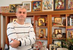"""Dragoş Argeşanu: """"Eşti acasă oriunde atât timp cât trăieşti în Dumnezeu"""""""