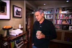 Român prins la furat în vila lui George Clooney