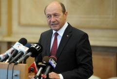 Băsescu, înainte de a pleca la Bruxelles: Parlamentul intimidează justiţia, fraternizează cu membrii clanului Bercea