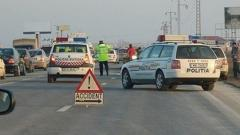 Infotrafic: Trafic intens pe DN1, A1 si A2