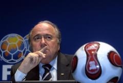 """Joseph Blatter: """"Sunt curat şi FIFA nu este coruptă"""""""