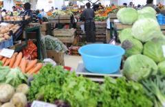 Razie a Serviciului de Investigarea Criminalităţii Economice Vâlcea în 4 pieţe