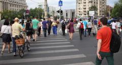 Situaţie extrem de gravă semnalată de INS: Populaţia rezidentă a României se reduce cu echivalentul a două oraşe mici anual
