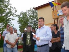 AUDIO - Primar, la protest de stradă împotriva șefului de post