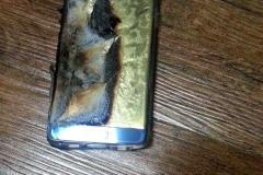 Samsung Electronics a comunicat cauza incidentelor Galaxy Note7