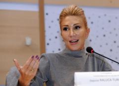 Reacția Ralucăi Turcan modificarea şi completarea Codului penal