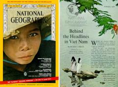 Copertele rasiste ale revistei National Geographic