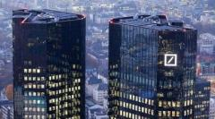 Ratingul Deutsche Bank, pus sub supraveghere de S&P