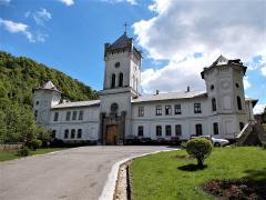 Mănăstirea Tismana, reparată de un Dorel insolvent
