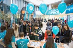 """AMOFM Bucureşti organizează pe 12 aprilie """"Bursa generală a locurilor de muncă"""", la Palatul Copiilor"""