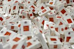 Poliţiştii de frontieră din Sighetu Marmaţiei au confiscat ţigări de contrabandă de peste 2 milioane lei