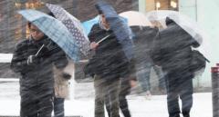 ANM a emis o atenţionare de Cod galben de ploi, până marţi dimineaţă, în 13 judeţe