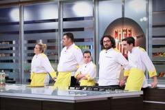 Prima confruntare pe echipe, din sezonul special:  chefii intră cu familiile în bucătăria Chefi la cuțite
