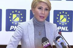 Raluca Turcan: PNL va pune imediat în aplicare rezultatele referendumului pentru Justiţie