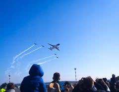 Ziua Aviaţiei Române - ceremonie la Monumentul Eroilor Aerului; vor evolua aeronave şi elicoptere