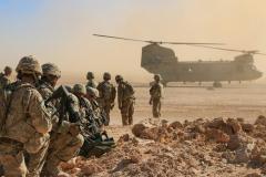 Pentagonul recunoaşte că 34 de soldaţi americani au suferit leziuni cerebrale traumatice în urma atacului din Irak
