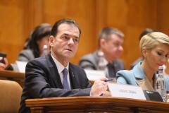 Încep audierile în Parlament ale miniștrilor propuși în guvernul Orban II