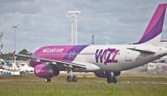Wizz Air reduce cursele aeriene din cauza coronavirusului