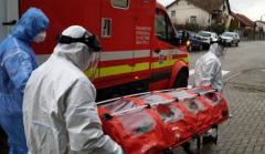 Încă opt morți în România: 176 de decese provocate de COVID-19
