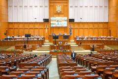VIDEO. Impozitarea pensiilor parlamentarilor de peste 7.001 de lei cu 85%, adoptată de Legislativ