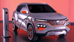 Dacia Spring made in China