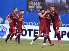 CFR Cluj a câștigat în Suedia și e în play-off-ul Europa League!
