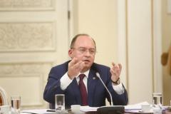 Bogdan Aurescu a prezidat reuniunea informală a Consiliului Miniștrilor Afacerilor Externe din statele membre OCEMN