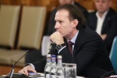 Florin Cîțu: Indiferent ce decide CCR, noi nu de abatem de la viziunea liberală în privința pensiilor