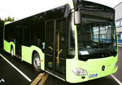 Primăria Capitalei a recepționat ultima tranşă de autobuze Mercedes. Noile autovehicule vor circula începând cu 1 decembrie
