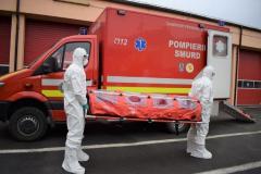 Tragedie la Botoșani. Un medic pensionar a murit la datorie