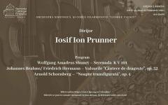 """Concert vocal-simfonic cu public și bilete, la Filarmonica """"George Enescu"""""""