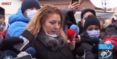 Diana Șoșoacă: Am luptat cu acest regim bolșevico-stalinist, iar anumite măsuri le-am numit ca fiind fasciste