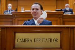 """Adrian Câciu: """"Legea responsabilității fiscal bugetare este violată cu dispreț și în viteză de către actuala putere"""""""