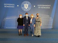 """Premierul Florin Cîțu în dialog cu CONAF: """"Am încercat să identificăm soluții pentru industria textilă"""""""