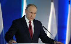 Vladimir Putin: Rusia este pregătită să continue dialogul cu SUA dacă Washingtonul vrea acest lucru