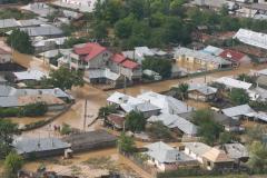 Cod roșu de inundații în județul Vrancea