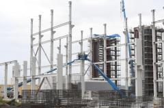 Romgaz a reziliat contractul pentru construcția centralei termoelectrice de la Iernut